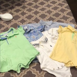 0-3 month Ralph Lauren bundle - new without tags !